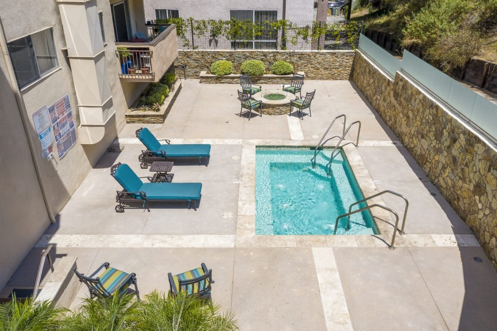 Apartments in West Los Angeles, California