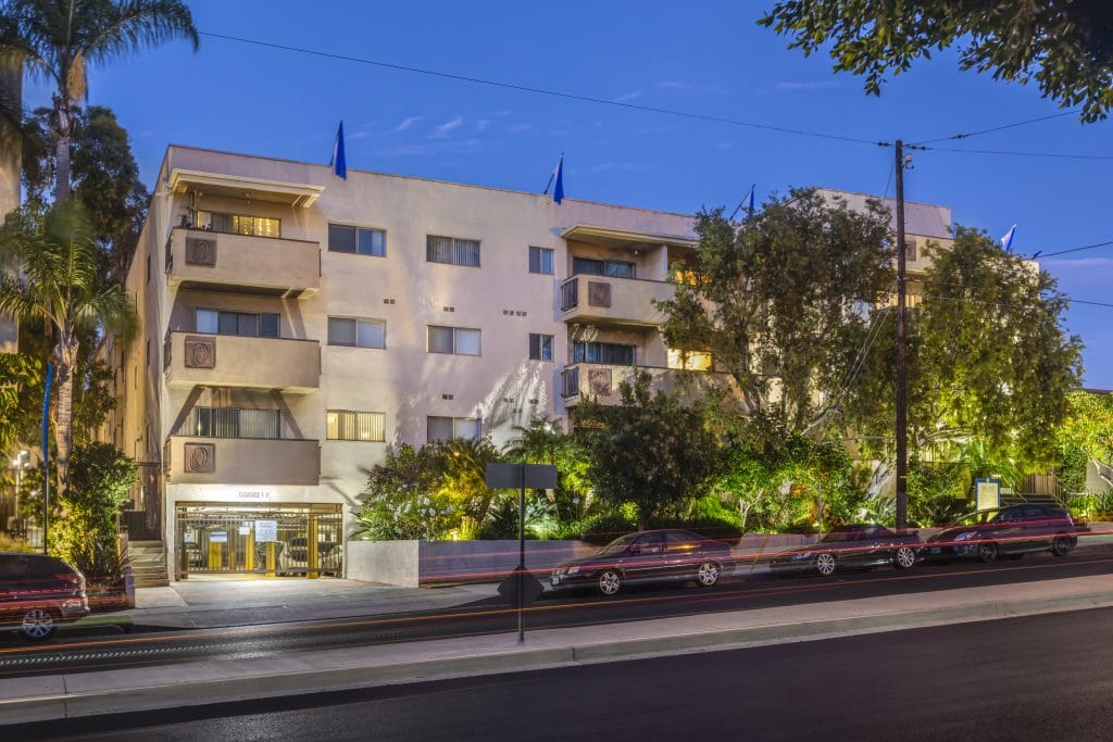 Apartments for rent in West Los Angeles, California